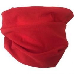 Halseklud - Rød