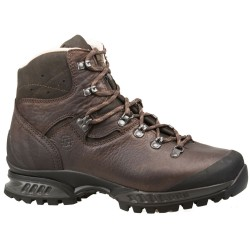 Hanwag Mens Lhasa II, UK 8,5, CHESTNUT/ASPHALT