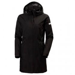 Helly Hansen Womens Aden Long Jacket, Black
