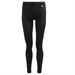 Helly Hansen Womens HH Warm Pant, Black / Penguin