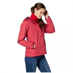 Helly Hansen Womens Seven J Jacket, Cardinal