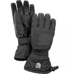 Hestra CZone Powder Glove, Dame, Black