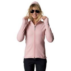 Houdini Womens Power Houdi, M, POWDER PINK