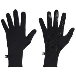 Icebreaker Quantum Gloves, M, BLACK
