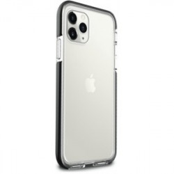 iPhone 11 Pro, Impact Pro Hard Shield, sort - Mobilcover