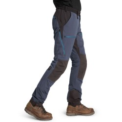 Is not enough Mens Creon Softshell Pants, XXXL, DARK NAVY