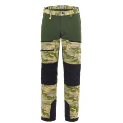 Is not enough Ms Ares Trekking Pro Pants, M, TWILL CAMOUFLAGE