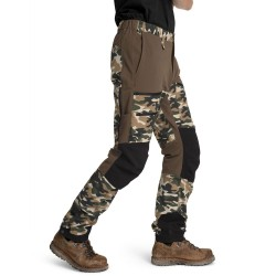 Is not enough Ms Ares Trekking Pro Pants, XS, OTTER CAMOUFLAGE
