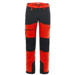 Is not enough Ms Ares Trekking Pro Pants, XXXL, FIERY RED