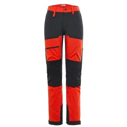 Is not enough W Athena Trekking Pro Pant, S, FIERY RED