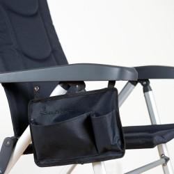 Isabella sidelomme til stol Blå