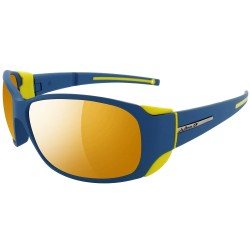 Julbo MonteBianco, ZEBRA, MATT BLUE/YELLOW