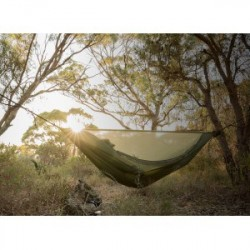 Jungle Hammock Set Dark Green