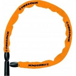 Kædelås Bc 115, 110cm/4mm, Orange, Lv1