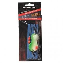 Kinetic Sabiki Plaice Leader/Spoon