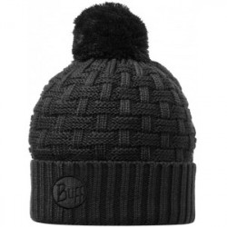 Knitted Hat - Airon Black