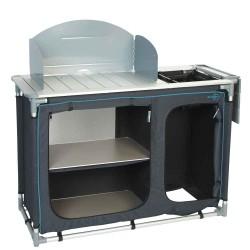 Køkkenbord med integreret vask