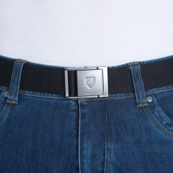 Kühl Mens Aviatr Belt, L, RAVEN