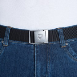 Kühl Mens Aviatr Belt, S, RAVEN