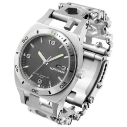 Leatherman Tread Tempo Watch, STAINLESS STEEL