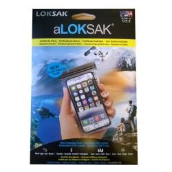 LOKSAK aLOKSAK 2-pak Iphone 7,6x14 cm