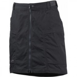 Lundhags Tiven Ws Skirt Eol - Charcoal - Str. 40 - Nederdel