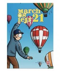 March og lejr 2021 Mappen