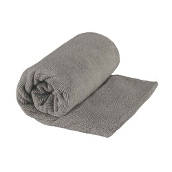 Mikrofiber frottehåndklæde (60 x 120 cm) Grå