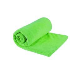 Mikrofiber frottehåndklæde (60 x 120 cm) Lime