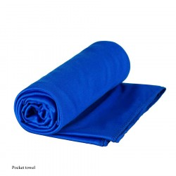 Mikrofiber håndklæde fra Sea to Summit (60 x 120 cm) Blå