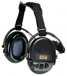 MSA Sordin Supreme Pro-X Neckband Black