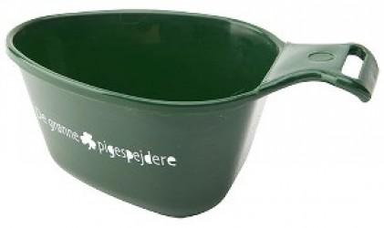 Mug 3,5 dl. De grønne pigespejdere ass. farver