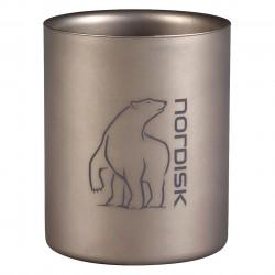 Nordisk Titanium Mug Double-wall Large
