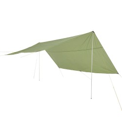 Nordisk Voss 20 PU Tarp, DUSTY GREEN