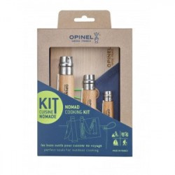 Opinel Nomad Cooking Kit 4 dele