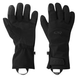 OR Inception Aerogel Glove, L, BLACK