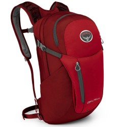 Osprey Daylite Plus, ONE SIZE, REAL RED