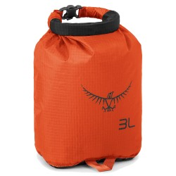 Osprey Ultralight Drysacks 3, One Size, POPPY ORANGE