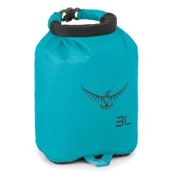Osprey Ultralight Drysacks 3, One Size, TROPICAL TEAL