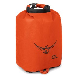 Osprey Ultralight Drysacks 6, One Size, POPPY ORANGE