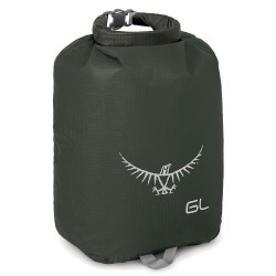 Osprey Ultralight Drysacks 6, One Size, SHADOW GREY