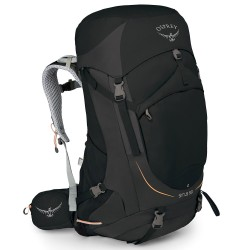 Osprey Womens Sirrus 50, WS/WM, BLACK
