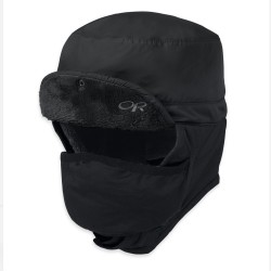 Outdoor Research Frostline Hat, L, BLACK