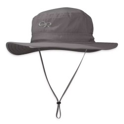 Outdoor Research Helios Sun Hat, M, PEWTER