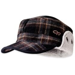 Outdoor Research Yukon Cap, M, BLACK/EARTH