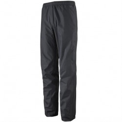 Patagonia Mens Torrentshell 3L Pants, Black