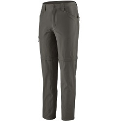 Patagonia Ms Quandary Convertible Pants, 36, FORGE GREY