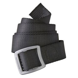Patagonia Tech Web Belt, ONE SIZE, FORGE GREY