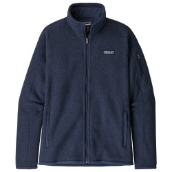 Patagonia Womens Better Sweater Jacket, L, NEW NAVY