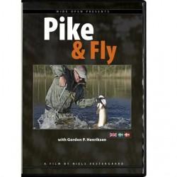 Pike And Fly - Fluefiskeri Efter Gedde